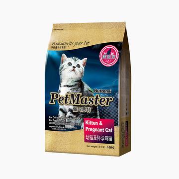 佩玛思特Pet Master 幼猫及怀孕母猫粮10kg 小图 (0)