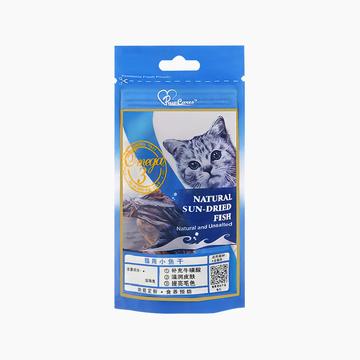 柏可心 小鱼干猫零食 25g 美毛补牛磺酸 小图 (0)