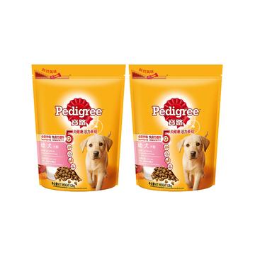 宝路 幼犬粮肉类奶蔬菜谷物配方狗粮1.3kg*2 包 小图 (0)
