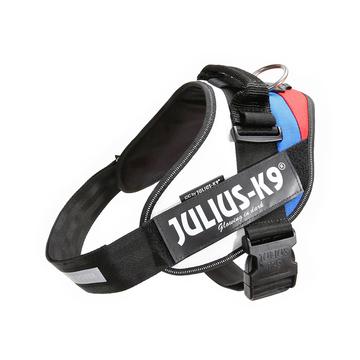 Julius K9 IDC世界杯国旗系列防冲胸背带 欧洲进口 小图 (0)