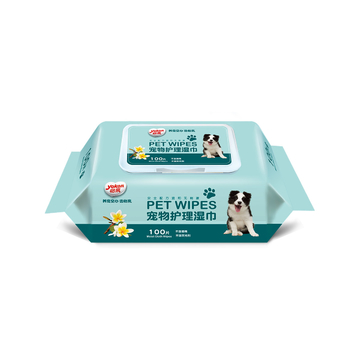 怡亲多可特 宠物湿巾100片 小图 (0)