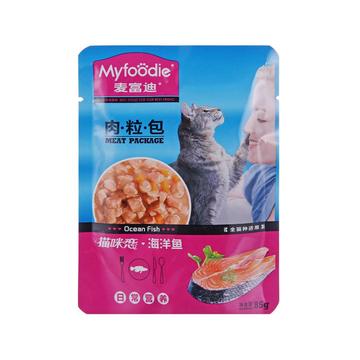 麦富迪 猫咪恋海洋鱼味湿粮85g 小图 (0)