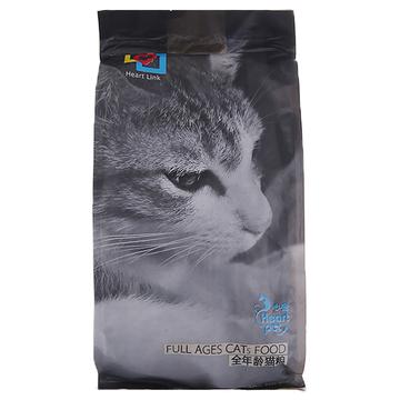 HeartLink 精灵猫 全期猫粮天然粮500g 小图 (0)