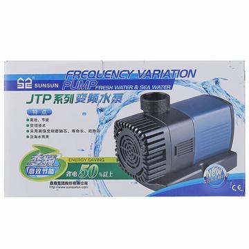 森森变频水泵静音大流量高扬程潜水泵鱼缸池塘水池抽水泵JTP系列二代升级 小图 (0)