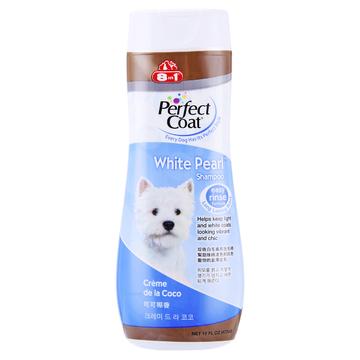 8in1 白毛养护洗毛精宠物香波 幼犬专用 473ml 小图 (0)