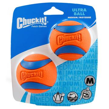 petmate超级橡胶弹球两只装 小图 (0)