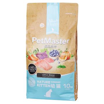 佩玛思特 幼猫粮天然非转基因猫粮10kg 小图 (0)
