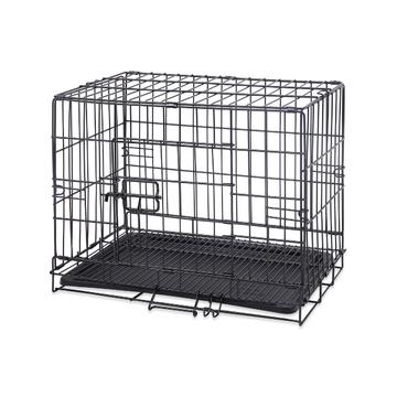 怡亲Yoken 可折叠铁丝宠物笼 犬猫通用 小图 (0)