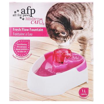 AFP 猫咪专用活氧循环自动饮水机 1L水容量 小图 (0)