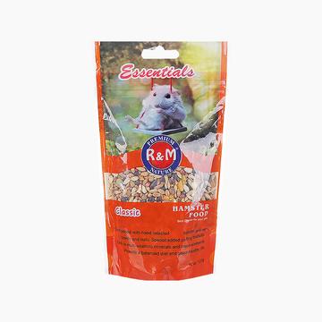 哈姆小宠谷物营养仓鼠粮 宠物仓鼠宝宝主粮饲料金丝熊食物用品120g 小图 (0)