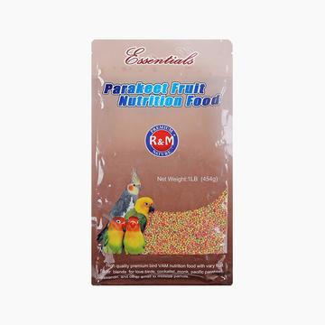 哈姆小宠 中小型鹦鹉粮虎皮鹦鹉牡丹鹦鹉饲料含小型鹦鹉滋养丸454g 小图 (0)