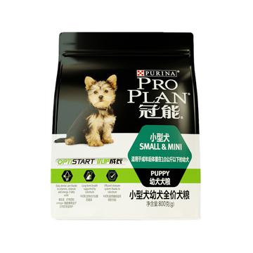 冠能Proplan 小型犬幼犬粮 800g 32%粗蛋白质 小图 (0)