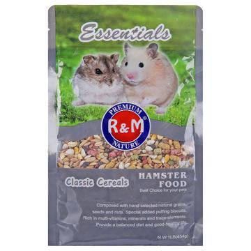 哈姆小宠 谷物营养粮宠物仓鼠粮金丝熊主粮饲料454g 小图 (0)