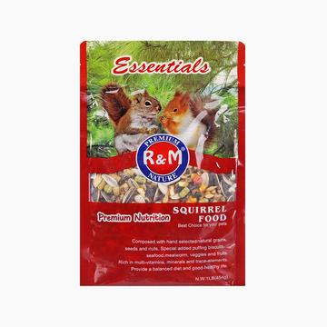 哈姆小宠 营养松鼠粮 含多种坚果蔬菜水果干粮 松鼠营养粮454g 小图 (0)