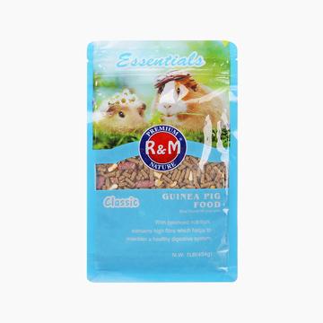 哈姆小宠经典营养豚鼠天竺鼠荷兰猪粮 饲料主食经典豚鼠粮454g 小图 (0)