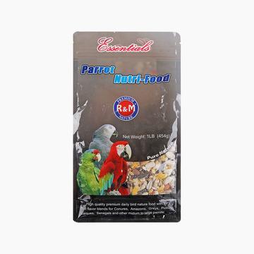 哈姆小宠中大型金刚亚历山大灰鹦鹉营养主粮 营养粮454g 小图 (0)