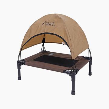 K&H 宠物行军床宠物用帐篷 (分开购买) 隔绝潮湿 小图 (0)