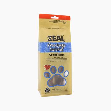 真致Zeal 风干小牛肋骨 125g  狗零食 新西兰进口 小图 (0)