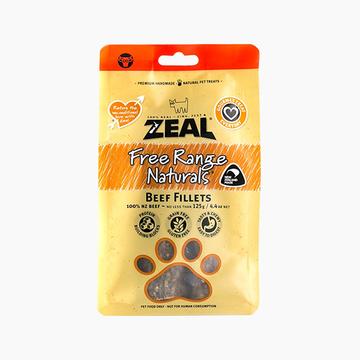 真致Zeal 风干薄切嫩牛肉干 125g 狗零食 新西兰进口 小图 (0)