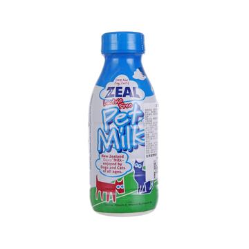 zeal真挚 天然犬猫专用鲜牛乳 (380毫升) 猫狗零食 新西兰原装进口 小图 (0)