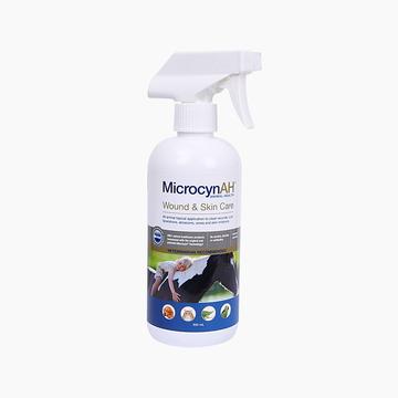 麦高臣 宠物犬猫通用神仙水 500ml 伤口及皮肤护理 美国进口 小图 (0)