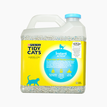 TIDYCATS泰迪 即效除臭结团猫砂N5 6.35kg 美国原装进口 小图 (0)