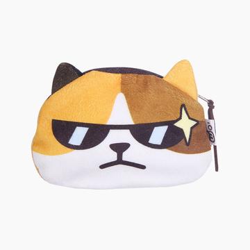猫范 喵星人零钱包 猫咪置物包 小图 (0)