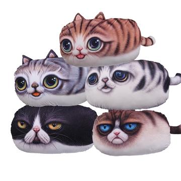 猫范 3D喵星人印花沙发垫靠枕 小图 (0)