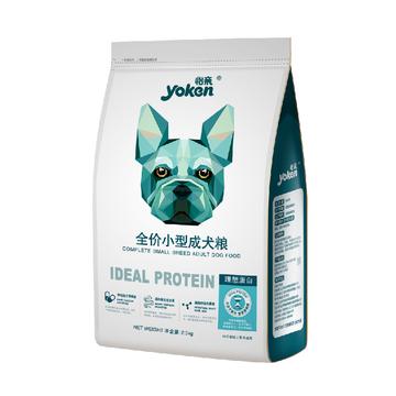 怡亲Yoken 小型犬成犬粮 2.5kg 小图 (0)