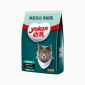 怡親Yoken 成貓糧專用糧 7.5kg 去毛球天然糧易消化
