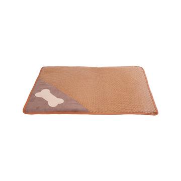 怡亲Yoken 可拆洗凉席垫 植物纤维 爽肤透气 猫狗通用 小图 (0)