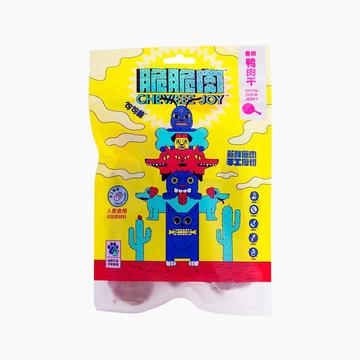 句句兽 脆脆肉系列香烘鸭胸肉干磨牙狗零食 100g 小图 (0)