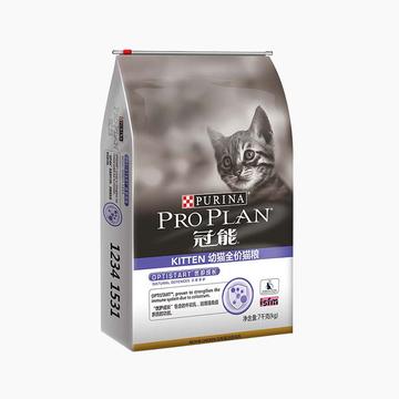 冠能PROPLAN 幼猫全价猫粮7kg 离乳期孕猫1-4月幼猫粮 小图 (0)