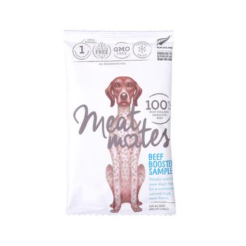 Meat Mates 冻干小鲜牛犬营养补充拌餐130g【2019年2月】 小图 (0)