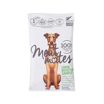 Meat Mates 冻干小鲜羊营养补充拌餐全犬粮 130g 小图 (0)