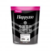 顽皮Happy100贵宾犬幼犬全价粮肠道呵护配方0.38kg(新老包装随机发货)