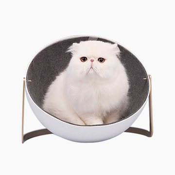 FURRYTAIL 白白猫窝颜色随机 小图 (0)