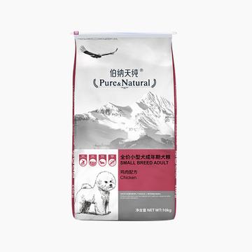 伯纳天纯 鸡肉樱桃小型犬成犬粮 10kg  小图 (0)