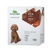 醇粹 低溫烘焙蝦紅素靚毛配方貴賓犬成犬糧1.5kg