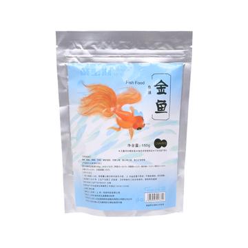 聚宝源 金鱼鱼粮1.2mm颗粒 150g 小图 (0)