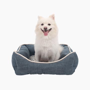 怡亲Yoken 秋冬保暖棉窝防滑耐用狗沙发狗窝垫宠物家居 小图 (0)