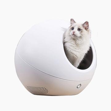 小佩Petkit 宠物智能猫窝冬季保暖冬天空调窝四季通用小型犬狗窝 小图 (0)