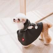 Touchdog它它 新款宠物衣服时尚可爱狗狗衣服泰迪比熊小型犬秋冬衣服