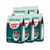 怡親Yoken 去毛球配方成貓糧 2.5kg*5包