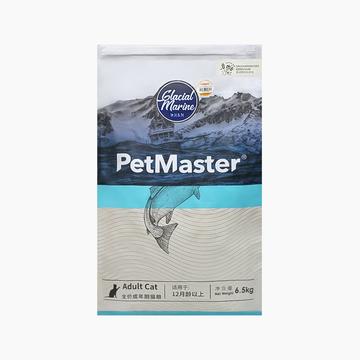 佩玛思特 冰川系列鱼肉鸡肉成猫粮 6.5kg 35%粗蛋白质 小图 (0)