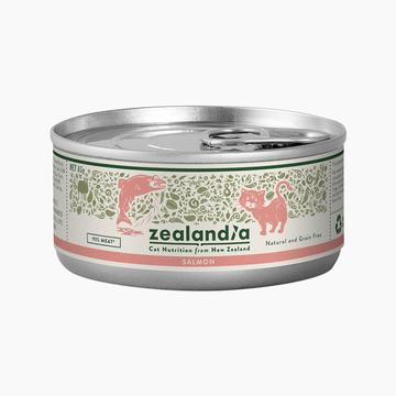 希兰蒂zealandia 三文鱼猫罐头 90g 猫湿粮 新西兰原装进口 小图 (0)