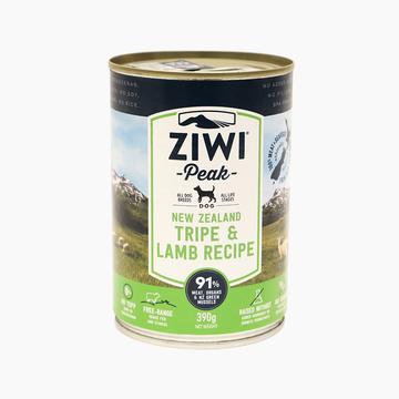 滋益巅峰Ziwi peak 无谷羊肚羊肉主食狗罐头 390g 91%肉含量 新西兰进口 小图 (0)