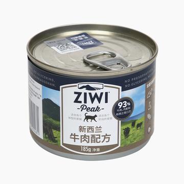 滋益巅峰Ziwi peak 牛肉猫罐头 185g 新西兰进口 小图 (0)