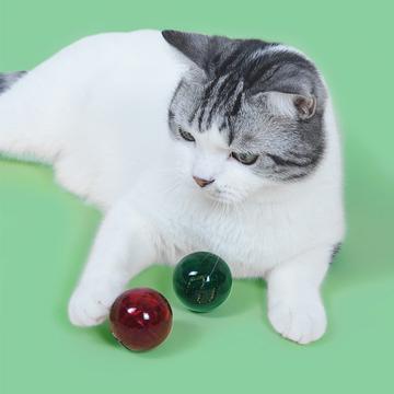 年糕NIANGAO 宝石猫薄荷球  高颜值 小图 (0)