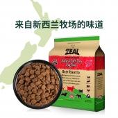 真致 ZEAL 牛肉软狗粮 3kg 养胃护肠